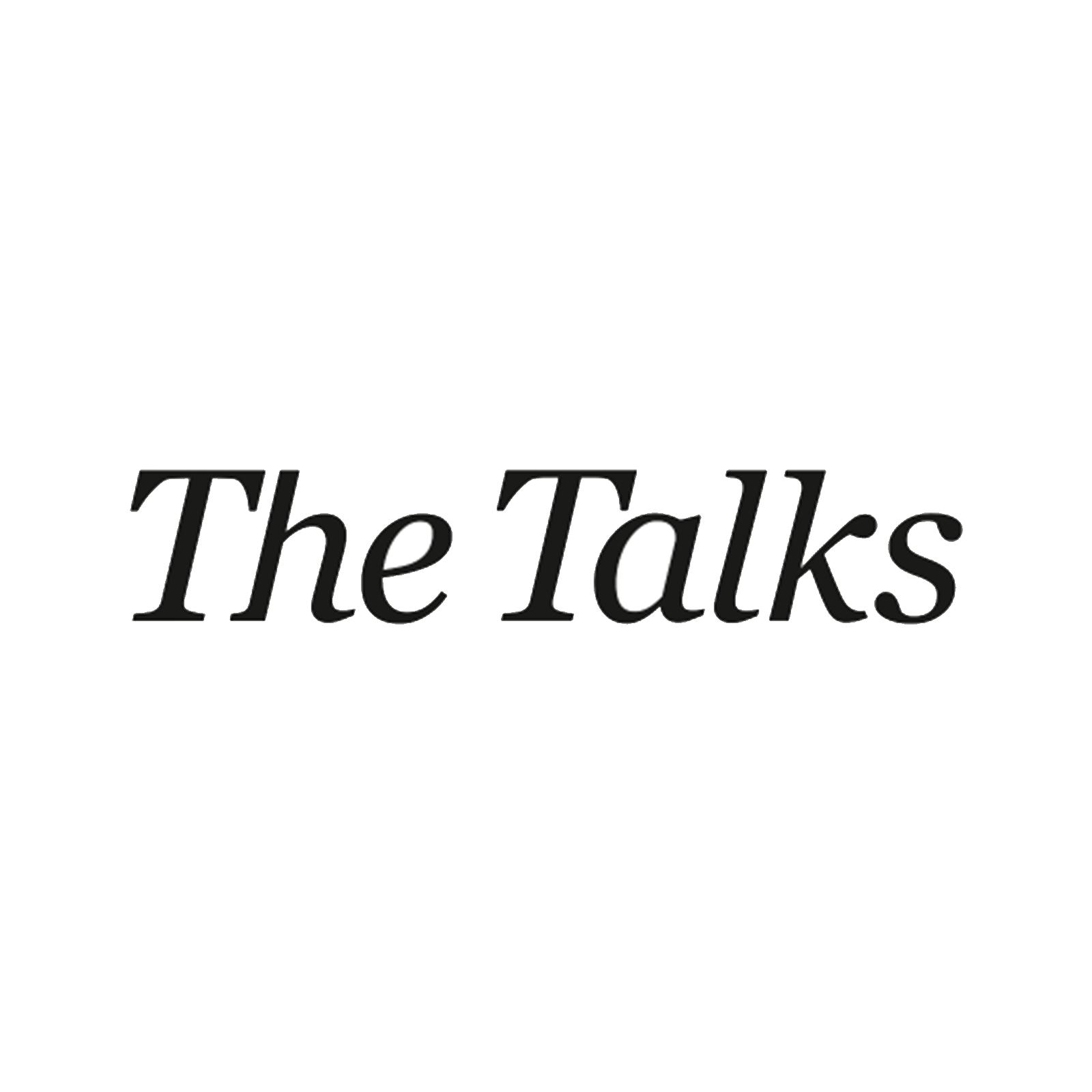 The Talks logo