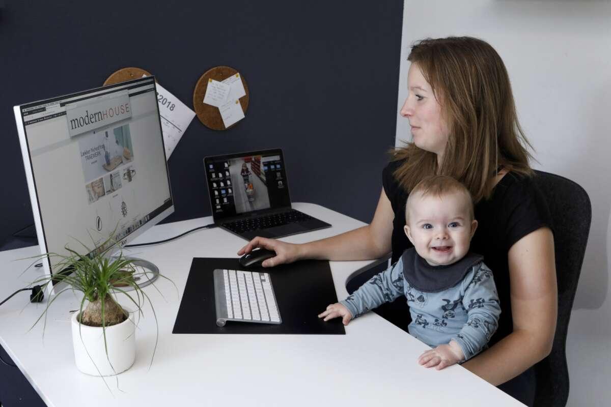 modernhouse - herning folkeblad 2018 - dansk design - ivaerksaetter - kvindelig ivaerksaetter - dansk upcoming design