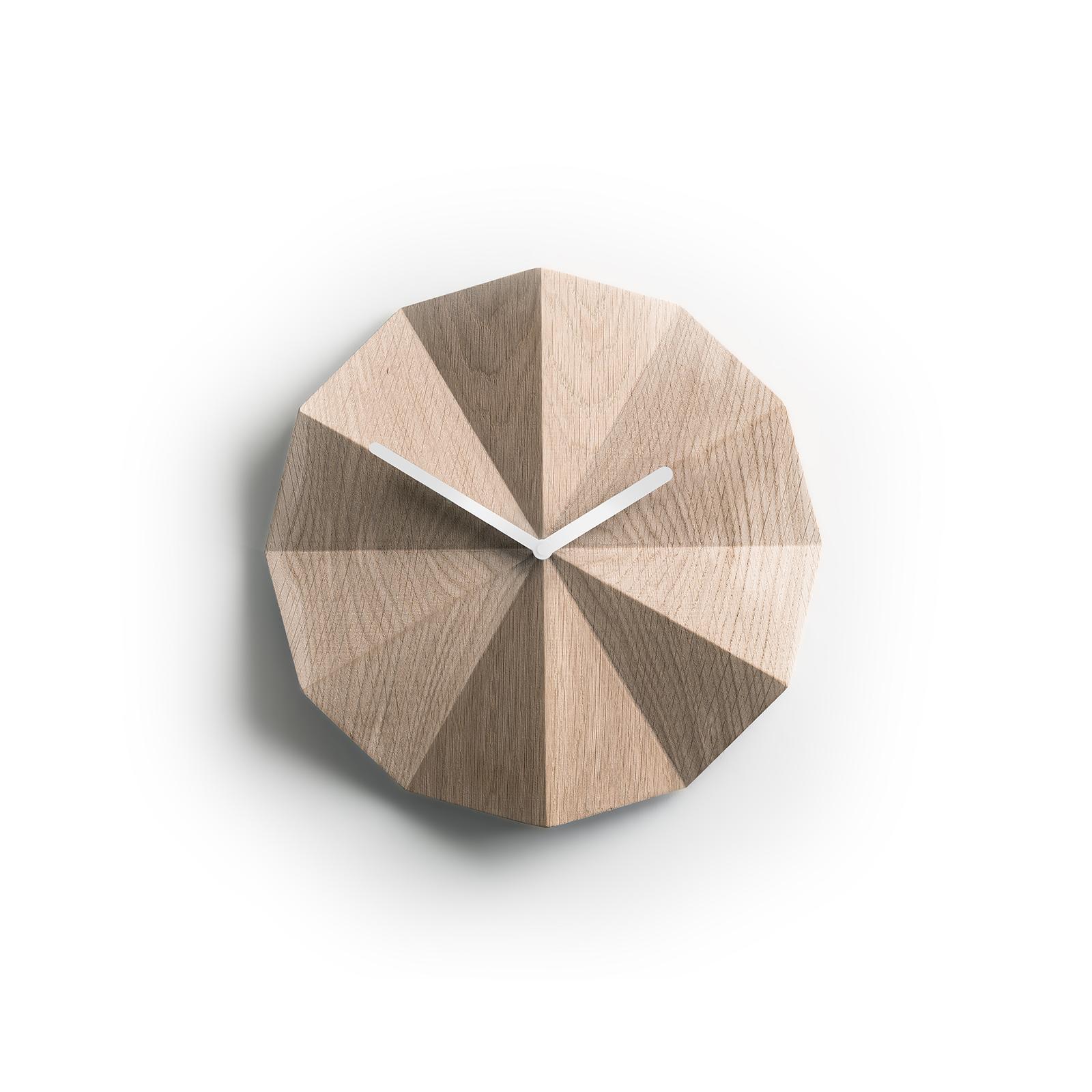 Delta Clock Eg/Hvid