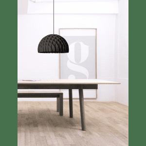lawa design - lawadesign - sort pendel - sort lampe