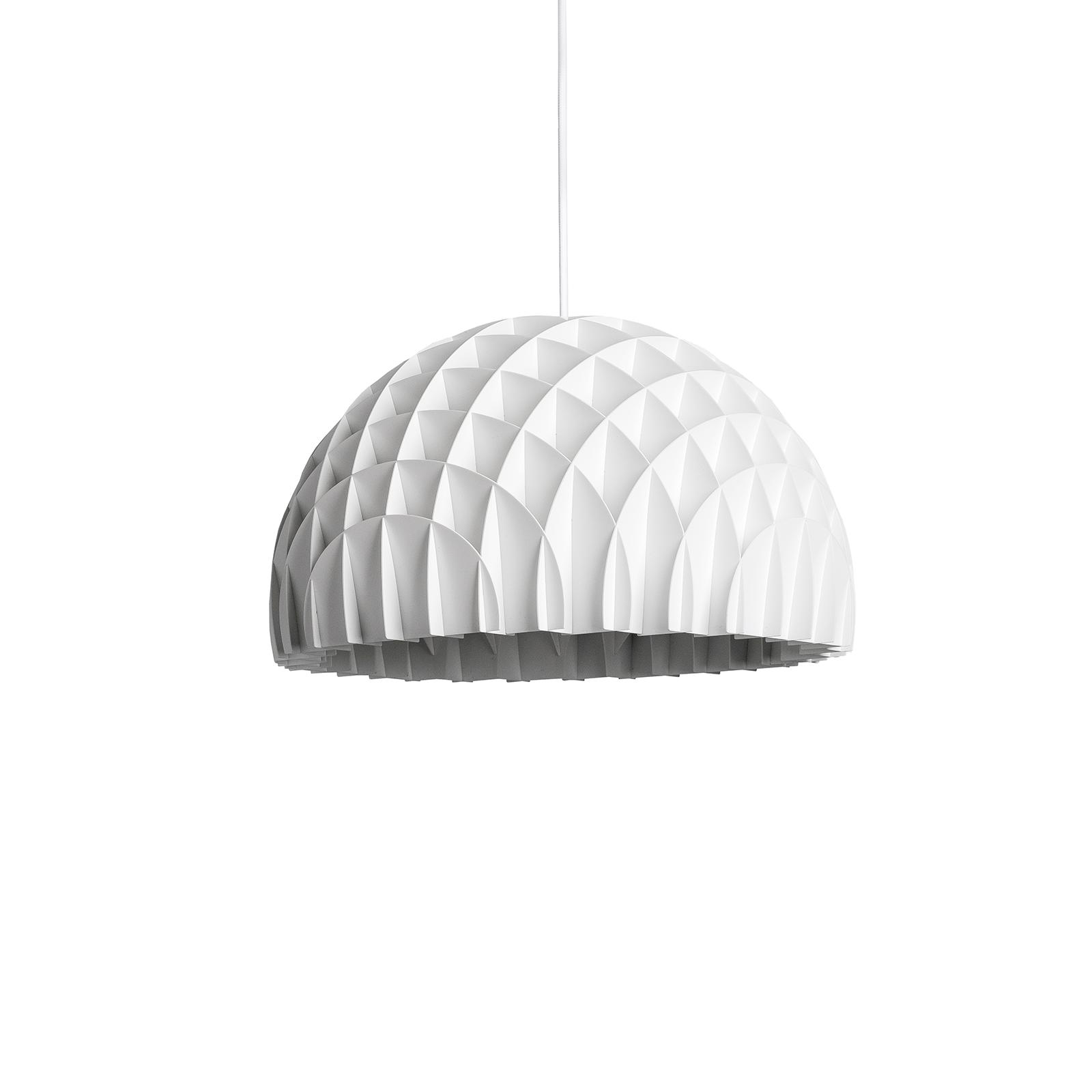 Arc Pendel Hvid – 40 cm