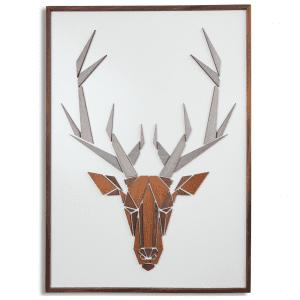 Replant Art - illustrationer - vaegdekorationer dyr - dansk design - modernhousedk