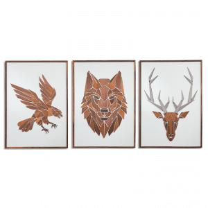Team North - replant art - vaegkunst - illustrationer - vaegkunst i trae - mpm design