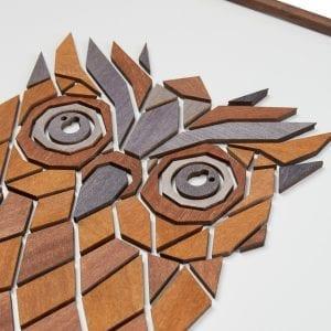 Uglen closeup Replant Art