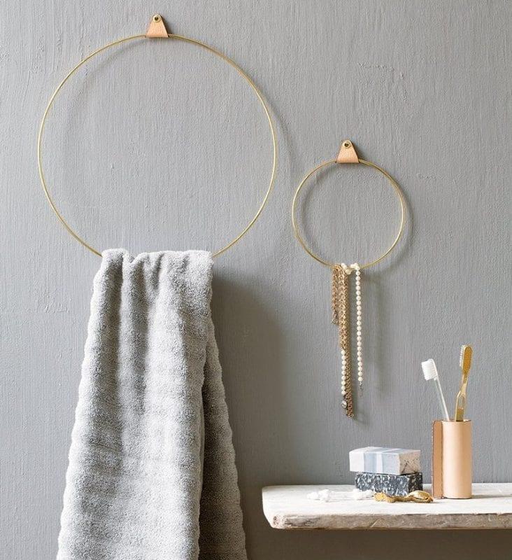 smykkeholder - strups ringe - dansk design - badevaerelse