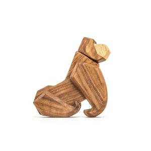 Gorilla - gaveide - traefigur - dansk design