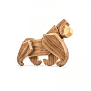 Gorilla - traefigurer - figurer - gaveide - dansk design - modernhousedk - fablewood