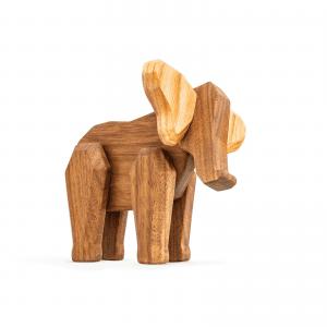Mor elefant - Fablewood - gaveide - foedselsdag - figurer