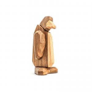 Pingvin mor - fablewood - pingvinen