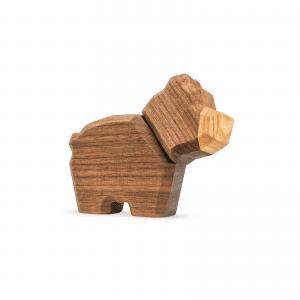 den lille bjoern - fablewood - daabsgave - gaveide - boernevarelse - legetoej - traefigurer