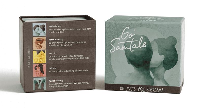 go-samtale - parspil - parudgave - spil for par