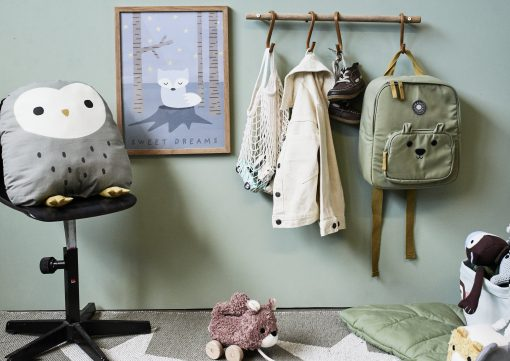2hangit - boernevaerelse - skoletaske - entre - indretning - modernhousedk