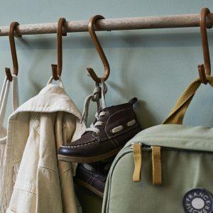 2hangit - skolebarn - knage - skoletaske - boernevaerelse