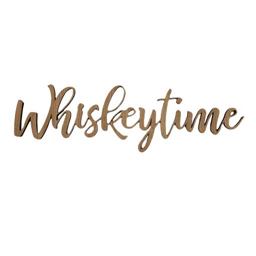 whiskytime - wurtz design - hjemmebar - barudstyr - dansk design - traeskilte - skilte